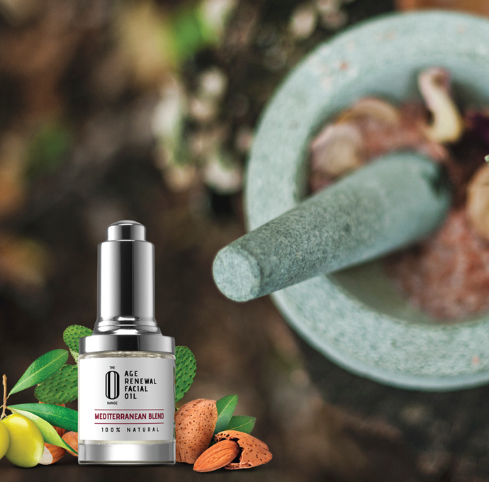 Mediterranean Age Renewal Face Oil