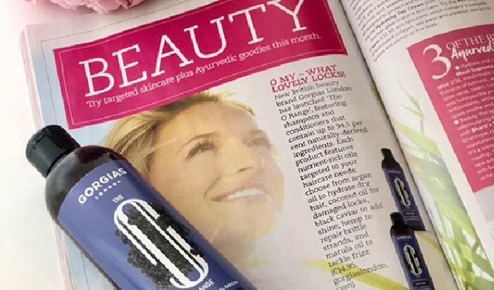 Shampoos & Conditioner duos featured in 'Top Sante'