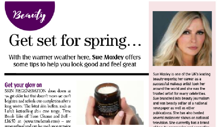 Get set for spring.... - 'Choice Magazine'