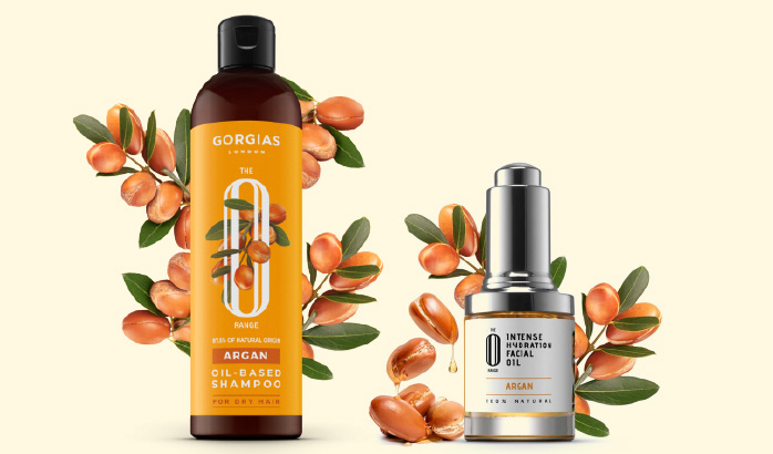 High Nutrient Argan Oil collection