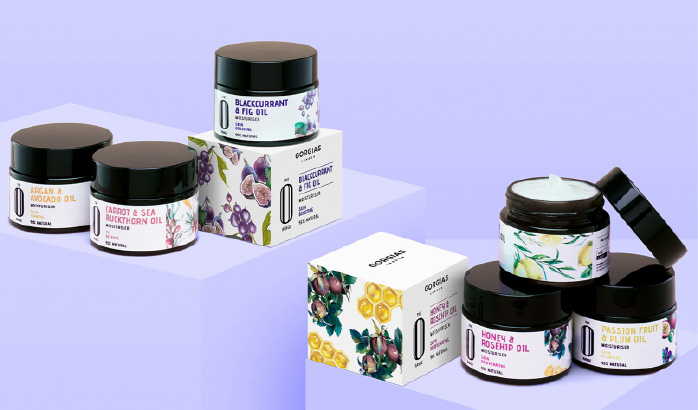 Moisturizer collection for all Skin types