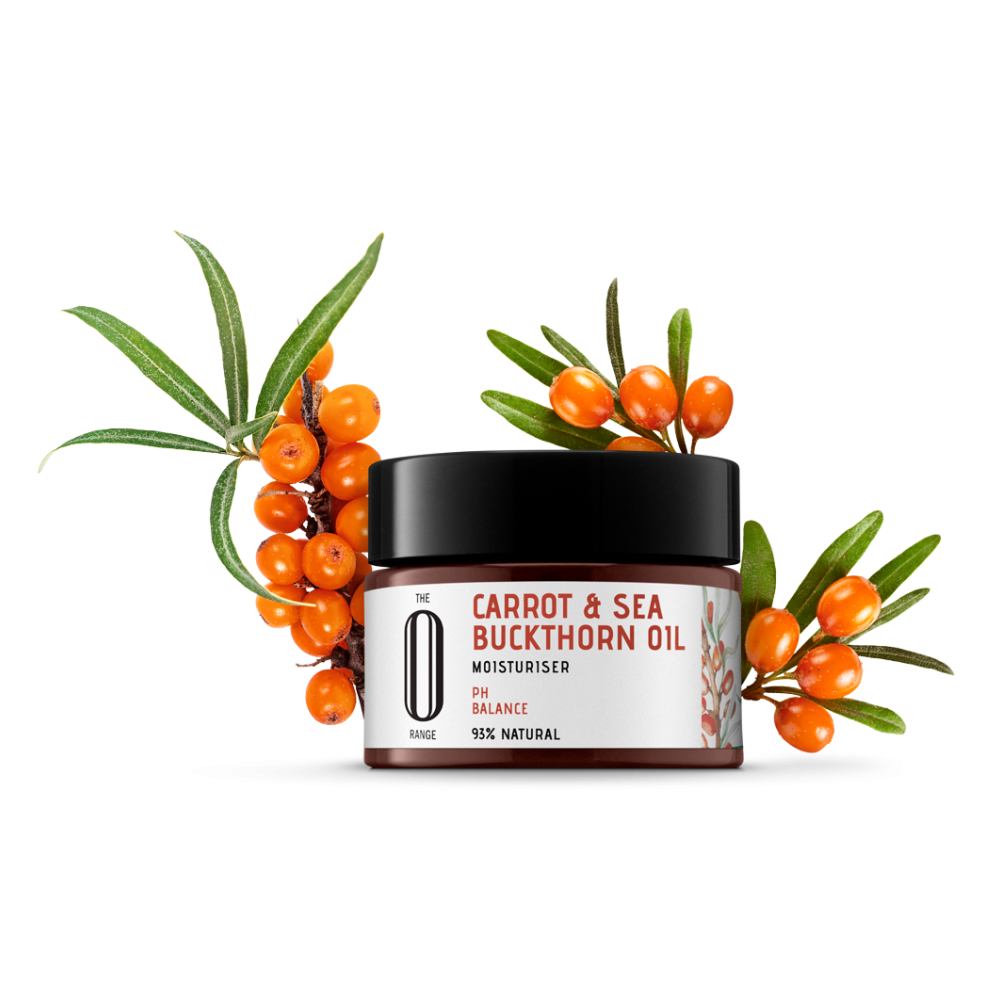 CARROT & SEA BUCKTHORN OIL MOISTURISER