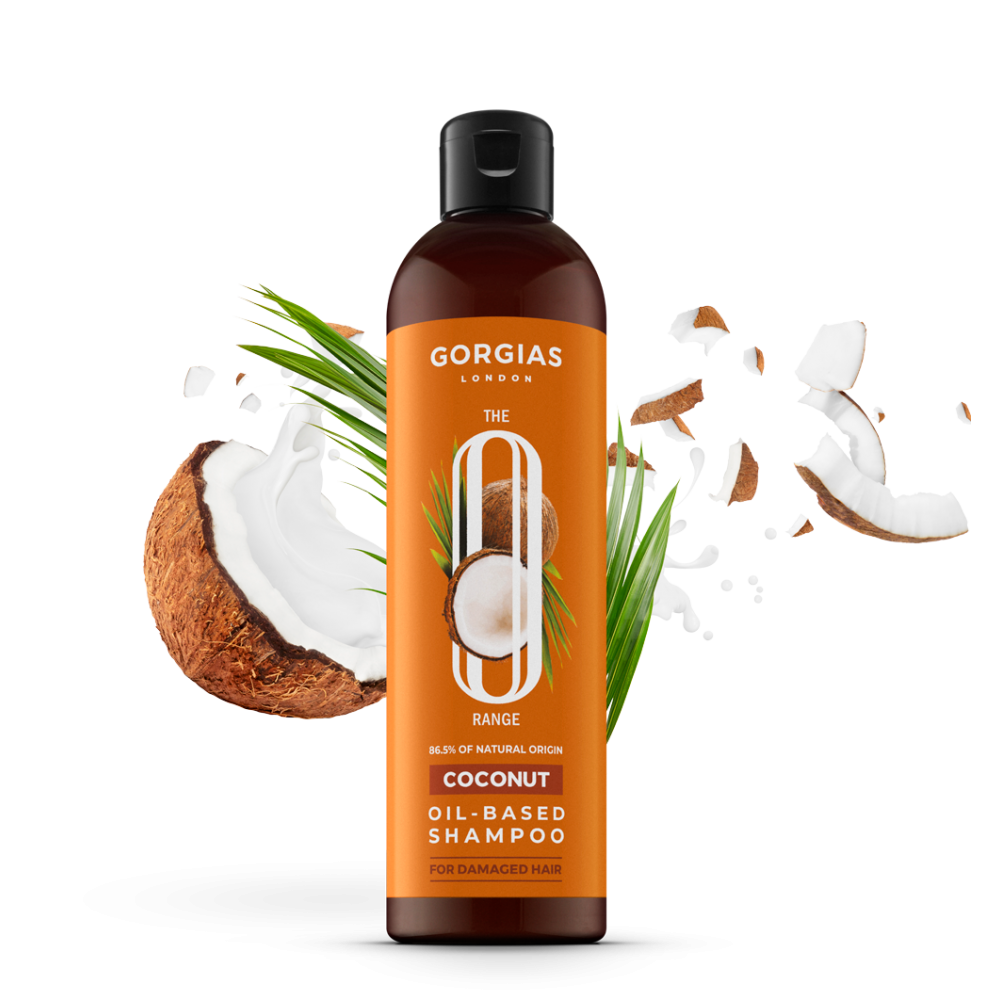 COCONUT OIL EXTRACT SHAMPOO