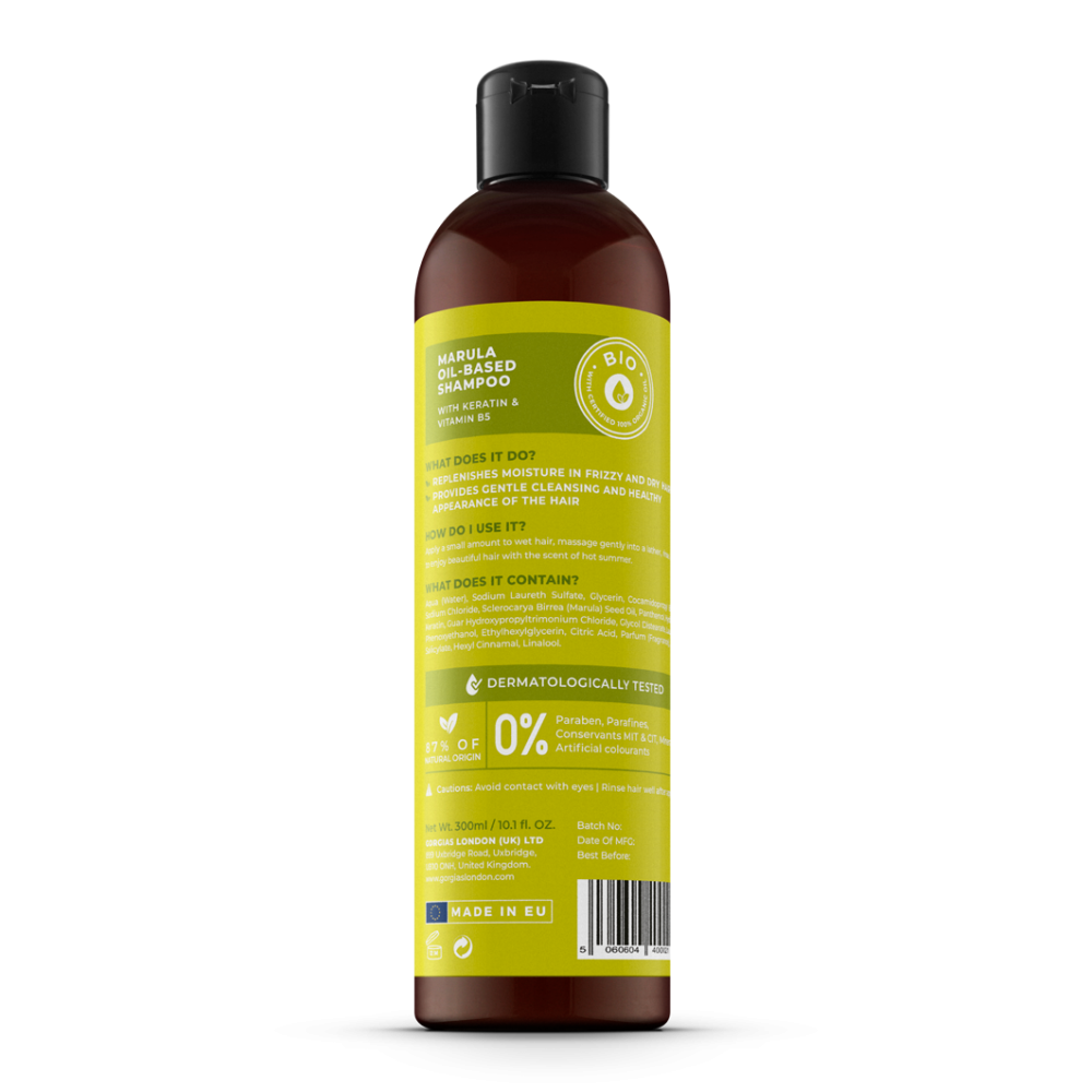 MARULA OIL EXTRACT SHAMPOO
