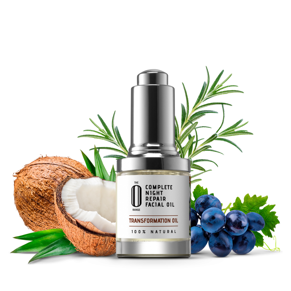 TRANSFORMATION FACIAL OIL